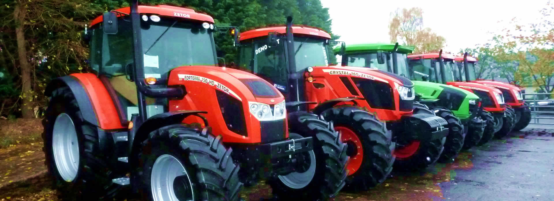 Tractor Sales & Equipment