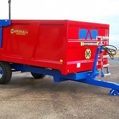 Used Equipment Marshall Trailer